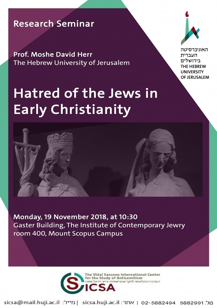 hatred_of_the_jews_in_early_christianity